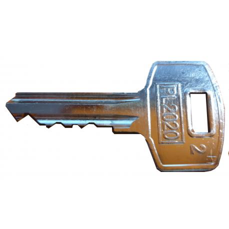 Klucz do blokad parkingowych